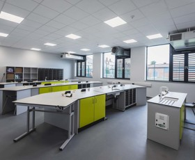 Great Yarmouth Charter Academy new science rooms (2)